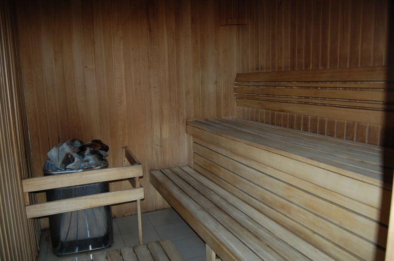 Сауна спортивная школа – центр спорта «метеор».